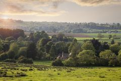 Late Spring in the Cotswolds Royalty Free Stock Photo