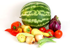Late Summer Harvest Royalty Free Stock Image
