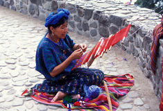 LATEIN-AMERIKA GUATEMALA Lizenzfreies Stockbild