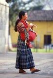 LATEIN-AMERIKA GUATEMALA ANTIGUA Stockfotografie
