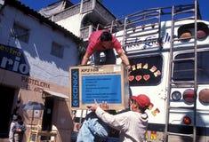 LATEIN-AMERIKA GUATEMALA ANTIGUA Lizenzfreie Stockbilder
