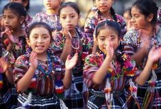 LATEIN-AMERIKA GUATEMALA ANTIGUA Lizenzfreie Stockfotos