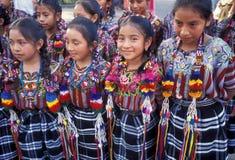 LATEIN-AMERIKA GUATEMALA ANTIGUA Stockbild