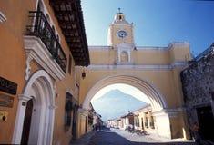 LATEIN-AMERIKA GUATEMALA ANTIGUA Lizenzfreies Stockfoto