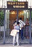LATEIN-AMERIKA GUATEMALA ANTIGUA Lizenzfreie Stockfotografie