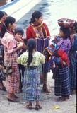 LATEIN-AMERIKA GUATEMALA CHICHI Stockfotografie