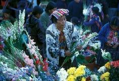 LATEIN-AMERIKA GUATEMALA CHICHI Lizenzfreies Stockbild