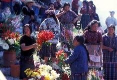 LATEIN-AMERIKA GUATEMALA CHICHI Stockbild