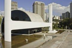 Lateinamerika-Denkmal Stockfotografie
