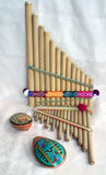 Lateinische Musikinstrumente 2 Stockfotos