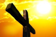 Lateinisches Kreuz Lizenzfreies Stockfoto
