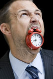 Lateness Stock Images