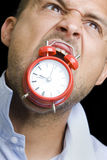 Lateness Royalty Free Stock Photo