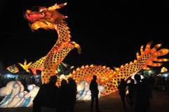 Latenr festiwal w Indonezja obrazy stock