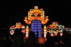 Latenr festiwal w Indonezja zdjęcie royalty free