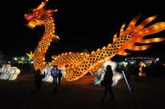 Latenr festiwal w Indonezja obrazy royalty free