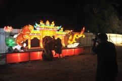 Latenr festiwal w Indonezja zdjęcia royalty free