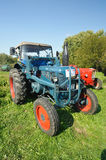 Lateral view of an Lanz Bulldog tractor Royalty Free Stock Images