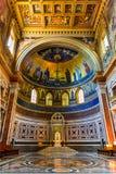Lateran Basilica, Rome, Italy Stock Photo