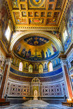 Lateran Basilica, Rome, Italy Stock Images