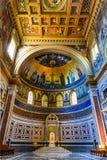 Lateran Basilica, Rome, Italy Stock Images