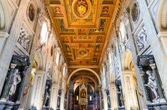 Lateran Basilica, Rome, Italy Stock Photography