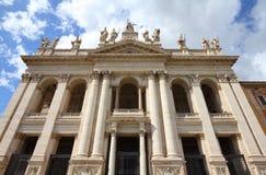 lateran rome базилики стоковая фотография rf