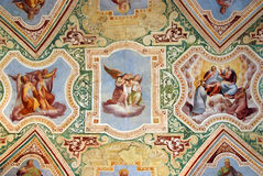 Lateran wall paint Royalty Free Stock Photo