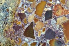 Laterite βράχος Στοκ εικόνα με δικαίωμα ελεύθερης χρήσης