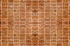 Laterite σύσταση και υπόβαθρο τοίχων Στοκ Φωτογραφία