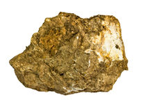 Laterite (Aluminiumerz) Stockfotografie