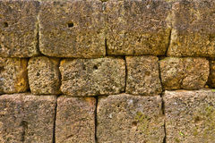 Laterite background Royalty Free Stock Photos