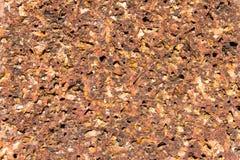 Laterite brick texture Stock Photo
