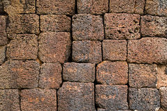 Laterite with crack background 06 Royalty Free Stock Photo