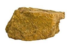 Laterite (minerale metallifero di alluminio) Immagine Stock