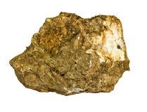 Laterite (minerale metallifero di alluminio) Fotografia Stock