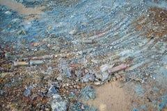 Laterite soil Royalty Free Stock Image