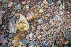 Laterite soil Stock Photos