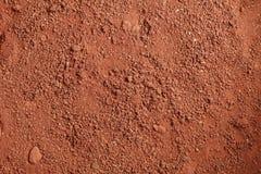 Laterite soil scene. Royalty Free Stock Photos