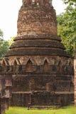 Laterite steen in rij Royalty-vrije Stock Fotografie