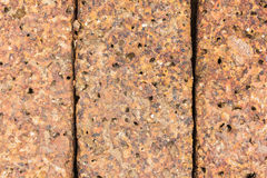 Laterite stone background Royalty Free Stock Images