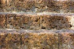 Laterite texture Stock Image