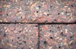 Laterite texture Royalty Free Stock Image