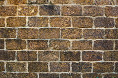 Laterite wall Stock Images