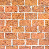 Laterite wall tiles Stock Photo
