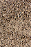 Lateritic soil. Royalty Free Stock Image