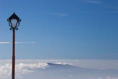 Laterne im Himmel II Lizenzfreies Stockbild