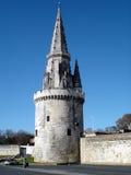 Laterne-Kontrollturm La Rochelle/Frankreich Lizenzfreie Stockbilder