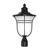 Laternen-Straßen-Spalten-Lampe Wiedergabe 3d Stockfotos