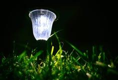 Laternenbeleuchtung Stockfotografie
